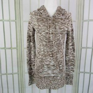 Rue 21 women's size small hoodie knit sweater